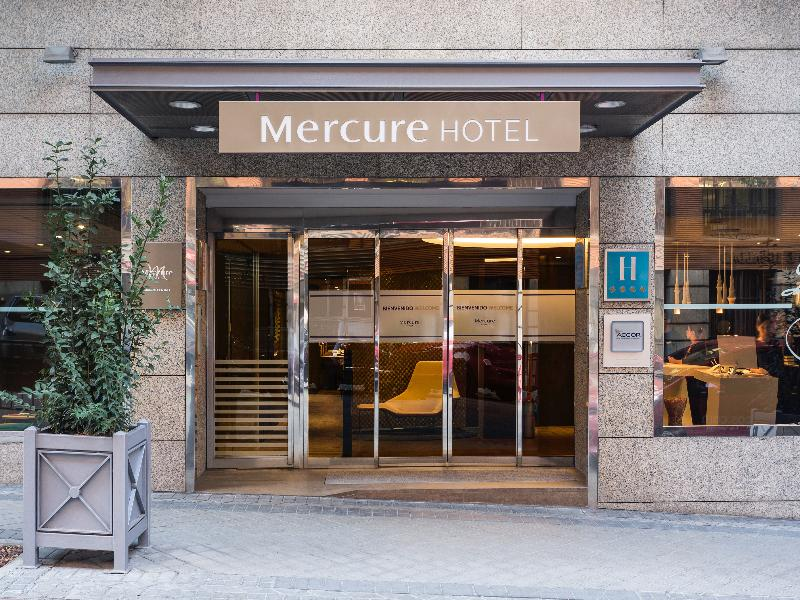 Mercure Madrid Centro Lope De Vega - Barrio De Las Letras