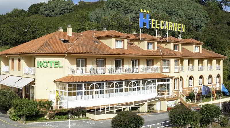 Hotel El Carmen - Perlora