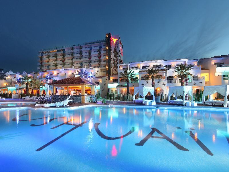 Ushuaia Ibiza Beach Hotel - Playa D'en Bossa