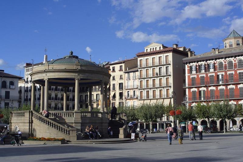 Mendebaldea - Pamplona