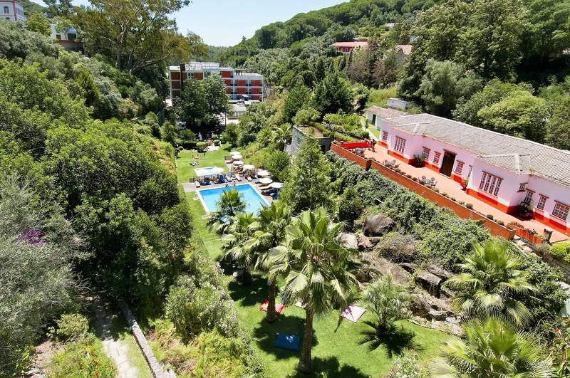 Villa Termal Das Caldas De Monchique SPA Resort - Monchique