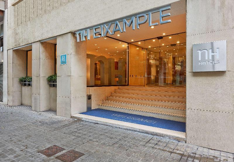 NH Barcelona Eixample - Sants Montjuic