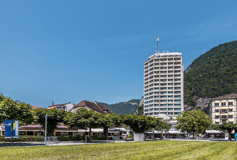 Metropole Interlaken Swiss Quality Hotel