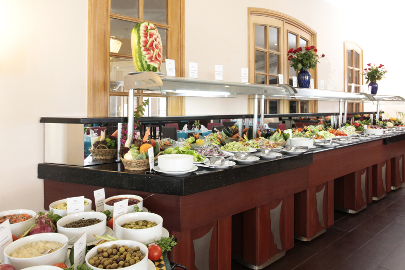 Kenzi europa hotel morocco agadir golf holidays for Agadir moroccan cuisine aventura fl