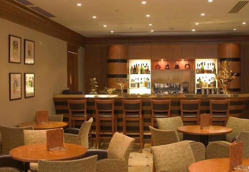 5ec8a3b56c3f Foto del Hotel Moscow Marriott Tverskaya Hotel del viaje anillo oro ruso