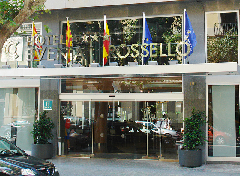 Evenia Rossello - Paseo De Gracia