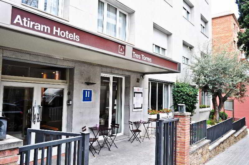 Tres Torres Atiram Hotel - Sarria Area