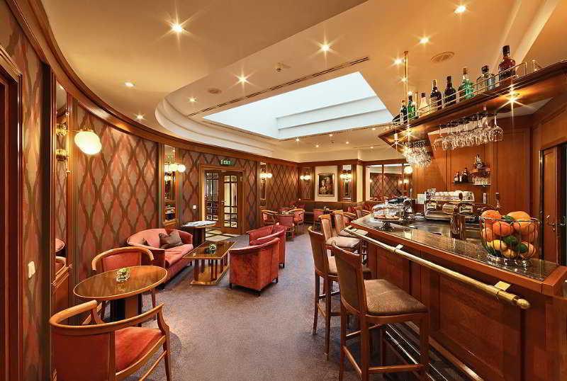 Foto del Hotel Grand Hotel Bohemia del viaje budapest praga semana