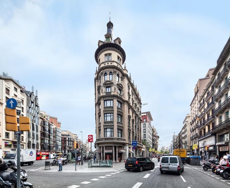 Citypark Pelayo - Plaza Catalunya