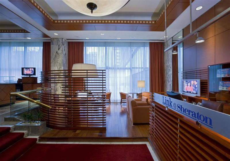 Foto del Hotel Sheraton Mexico City Maria Isabel Hotel del viaje mexico arqueologico