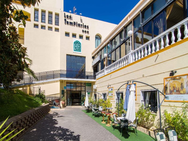 Hotel Los Templarios - Jerez De Los Caballeros