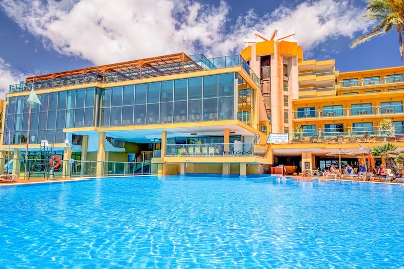 Sbh Club Paraiso Playa - Playa De Esquinzo