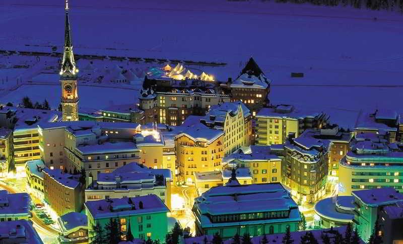 Crystal St Moritz
