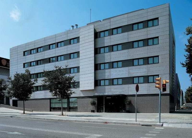 NH Barcelona La Maquinista - La Maquinista Area