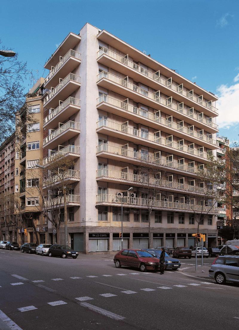 NH Barcelona Les Corts - Sants Montjuic