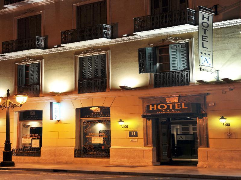 Atarazanas Malaga Boutique Hotel - Malaga