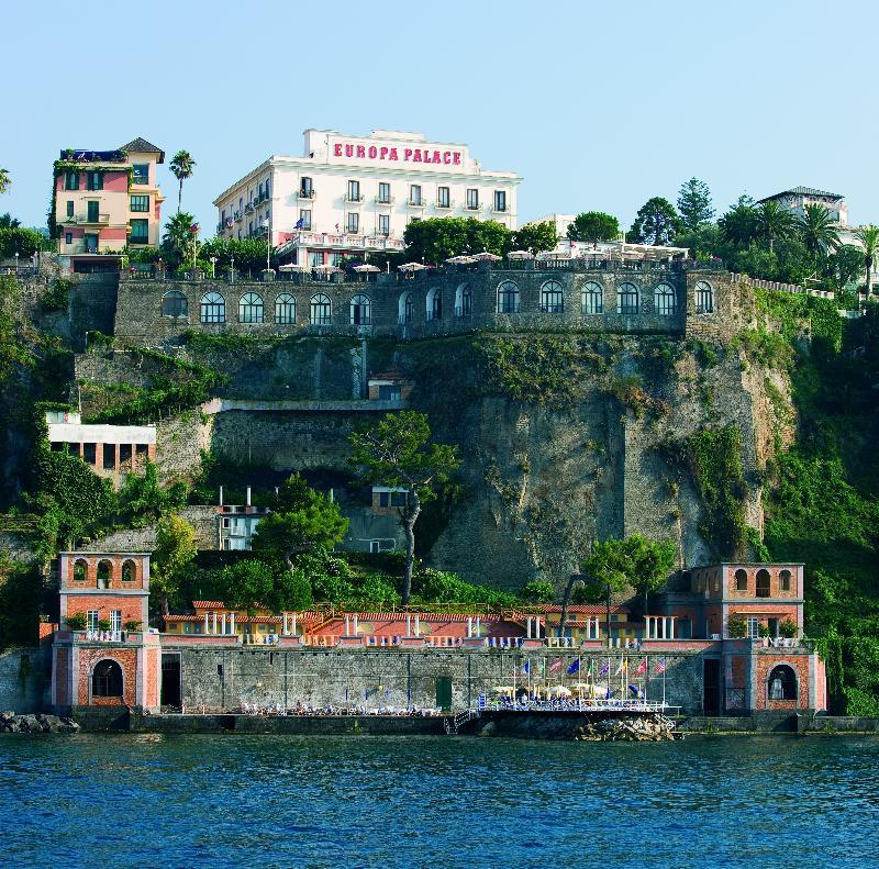 Foto del Hotel Europa Palace del viaje essenza italiana