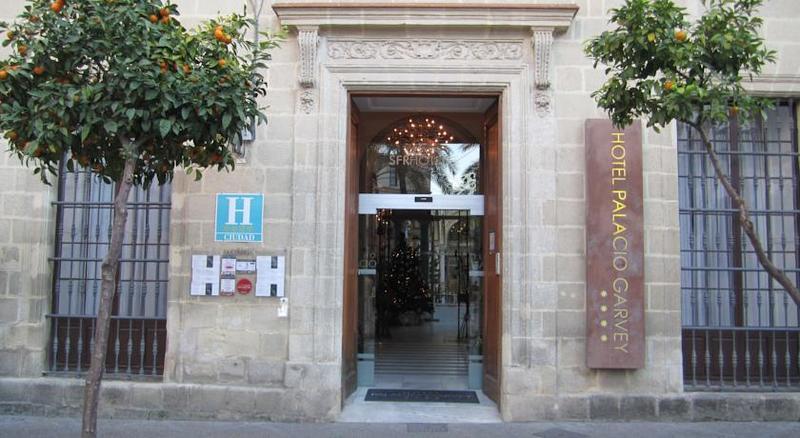Palacio Garvey Hotel - Jerez De La Frontera