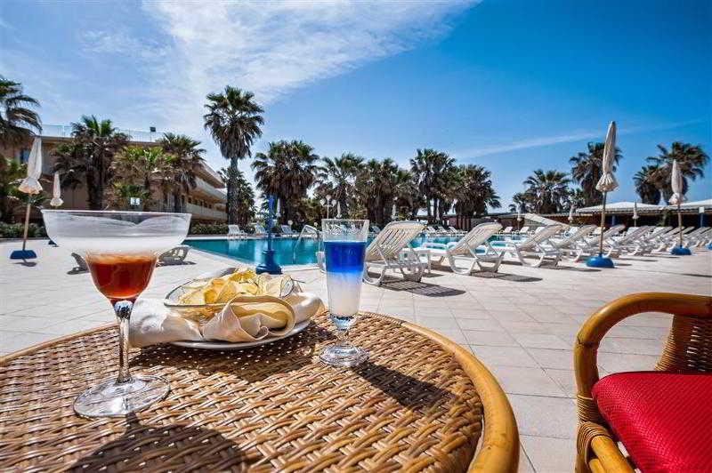 Foto del Hotel Dioscuri Bay palace del viaje sicilia islas eolicas