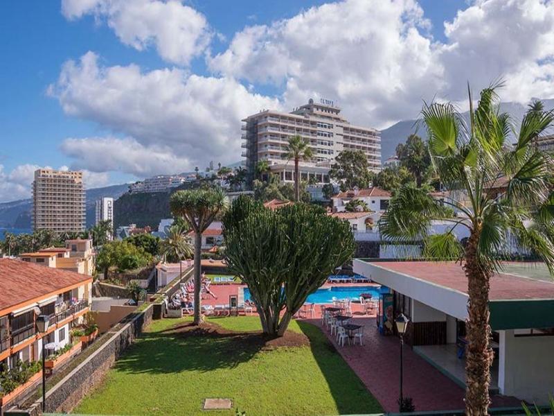 Dc Xibana Park Hotel - Puerto De La Cruz