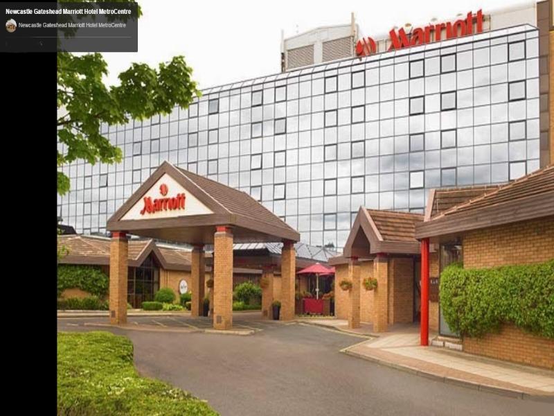 Marriott Hotel Newcastle MetroCentre