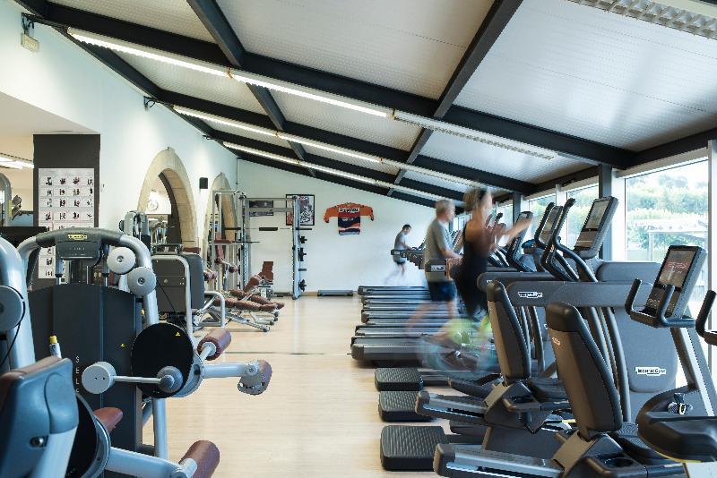 Berga Resort - The Mountain - Wellness Center -spa - Berga