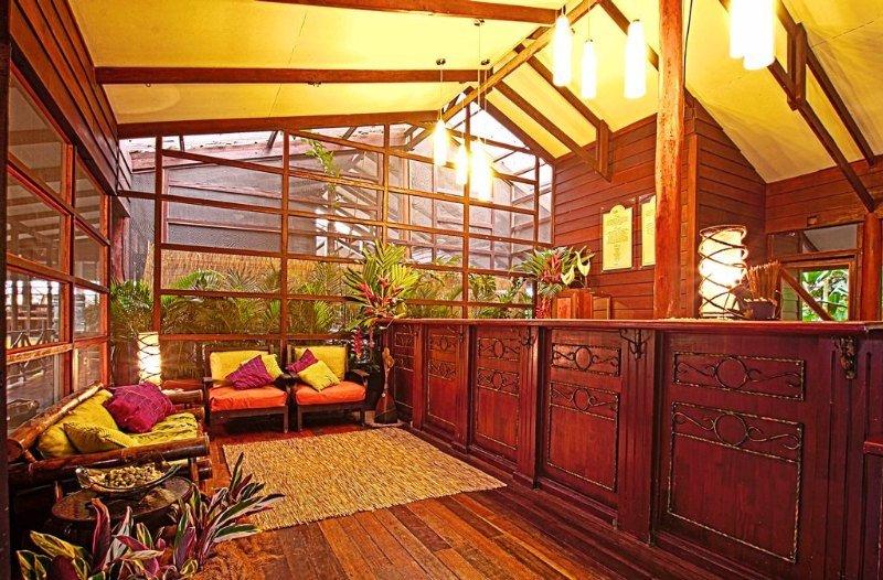 Foto del Hotel Pachira Lodge del viaje aventuraleza costa rica