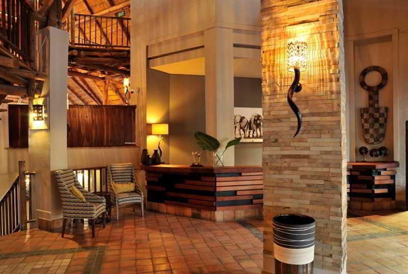 Foto del Hotel Victoria Falls Safari Club del viaje paisajes sudafrica cataratas