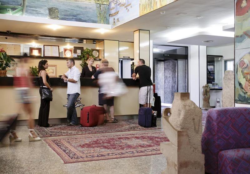 Foto del Hotel Califfo del viaje vacaciones verano cerdena