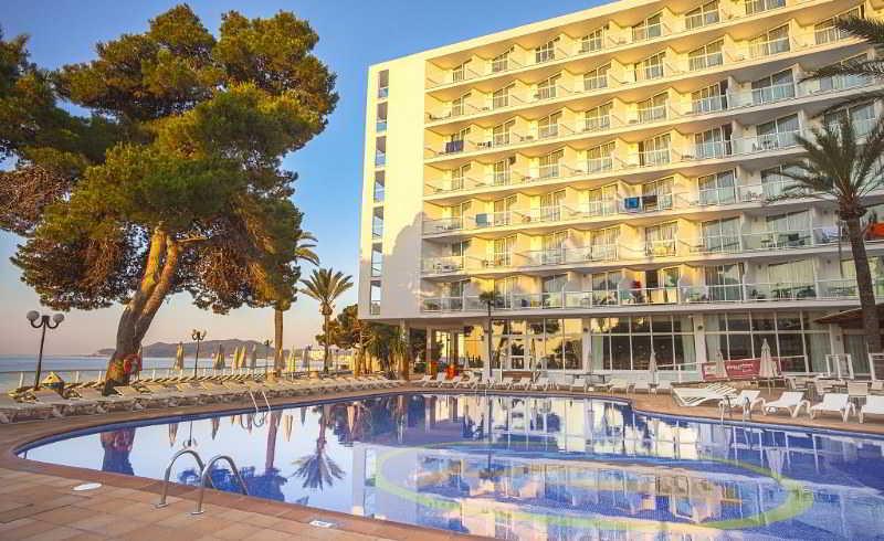 Sirenis Hotel Tres Carabelas & SPA - Playa D'en Bossa