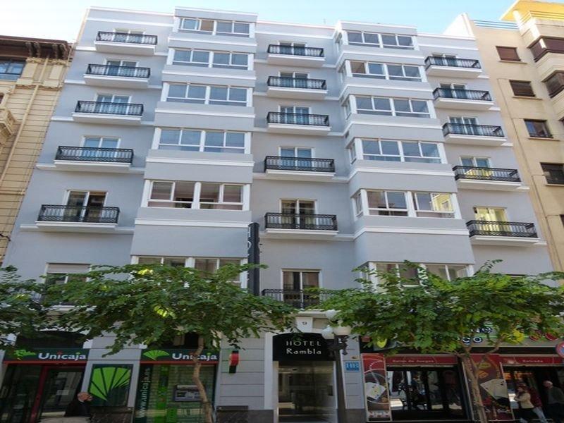 Hotel Rambla 9 Alicante - Alicante
