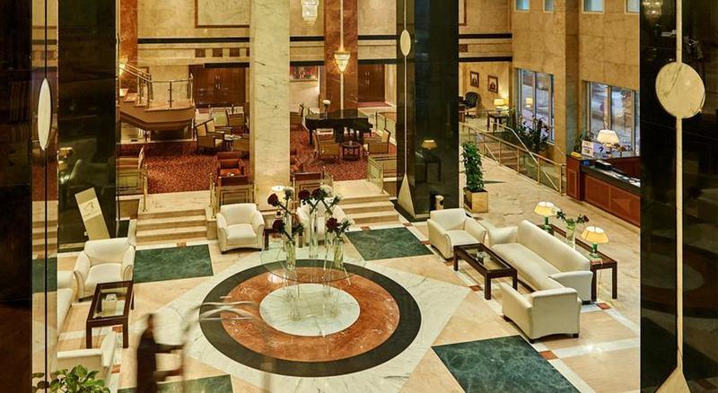 Foto del Hotel Safir Cairo del viaje egipto jordania desierto