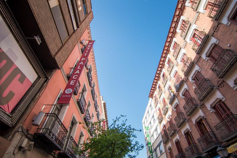 Petit Palace Tres Cruces Spain - Gran Vía