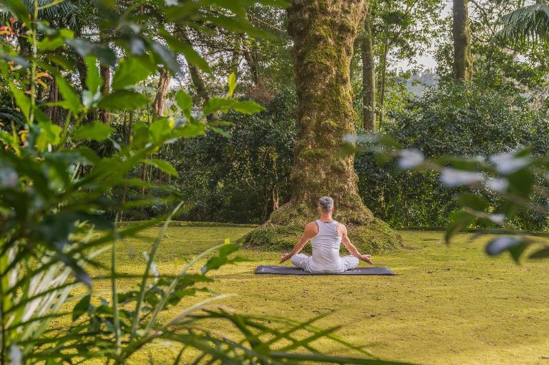 Terra Nostra Garden Hotel - Sao Miguel Island Furnas