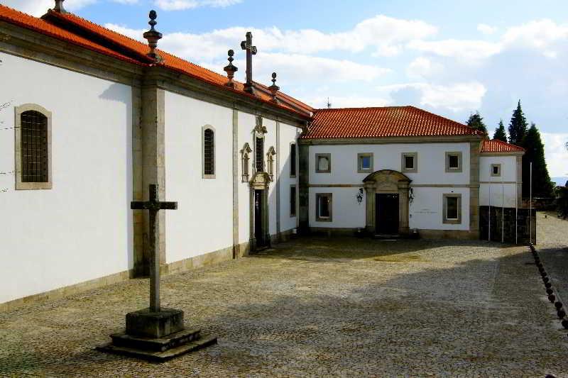 Pousada Convento De Vila Pouca Da Beira - Vila Pouca Da Beira
