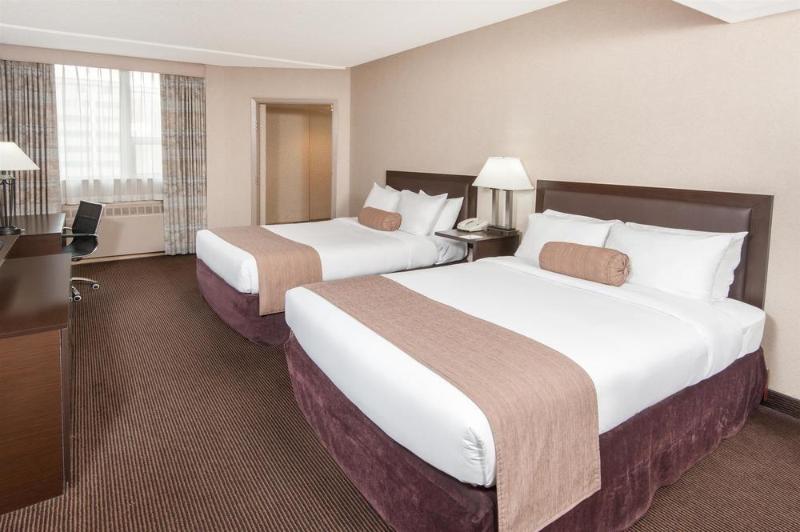 Foto del Hotel Ramada Hotel Downtown Calgary  del viaje rocosas canadineses 8 dias
