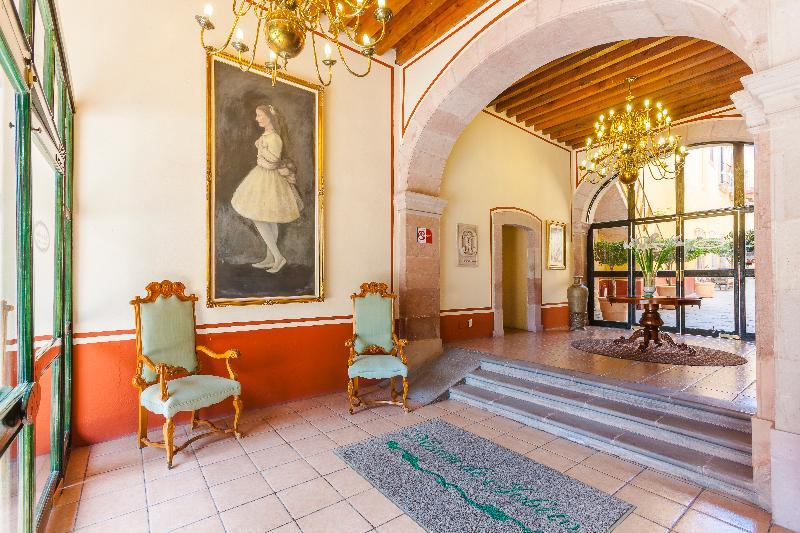 Foto del Hotel Meson de Jobito del viaje mexico arqueologico