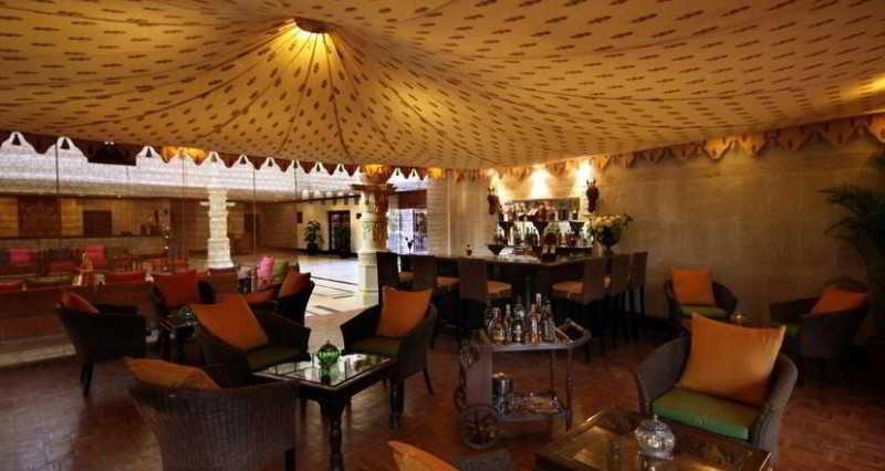 Foto del Hotel Clarks Khajuraho del viaje india clasica viajeros smart
