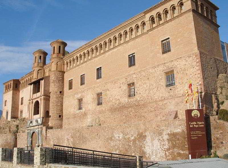 Hospederia Castillo Papa Luna - Illueca