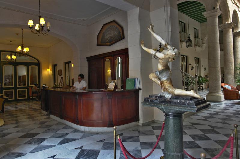 Foto del Hotel Florida Boutique del viaje cuba oriente occidente
