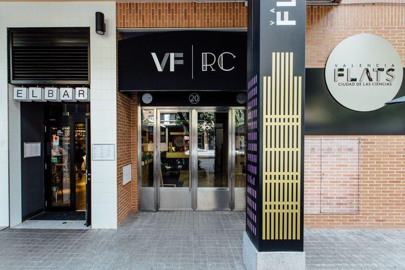 Valenciaflats Ciudad De Las Ciencias - Valencia