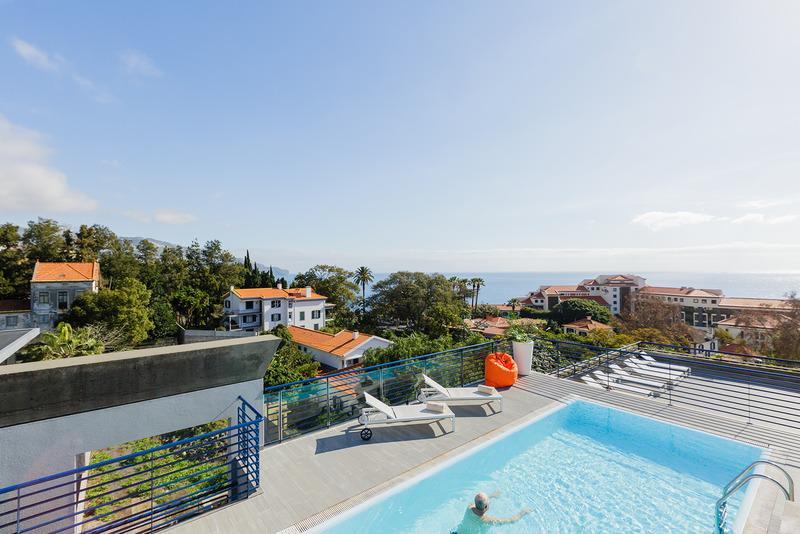 Terrace Mar Suite - Funchal