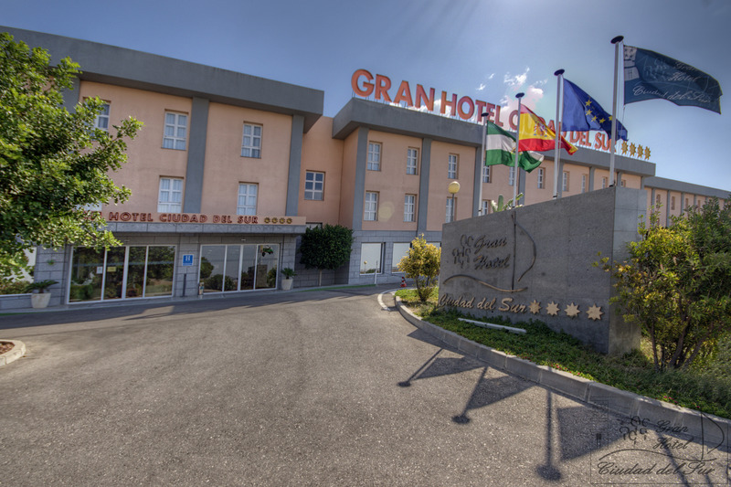 Gran Hotel Ciudad Del Sur - Puerto Real
