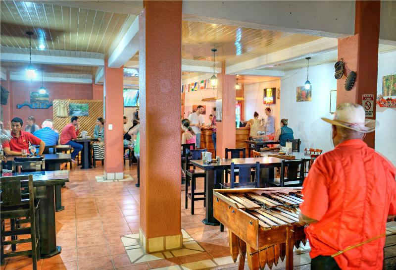 Foto del Hotel Hacienda Guachipelin del viaje aventuraleza costa rica