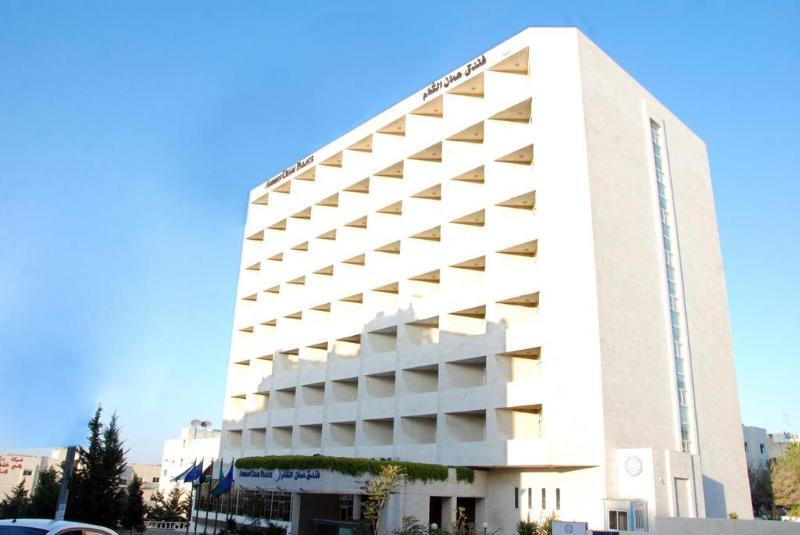 Foto del Hotel Amman Cham Palace del viaje egipto jordania desierto