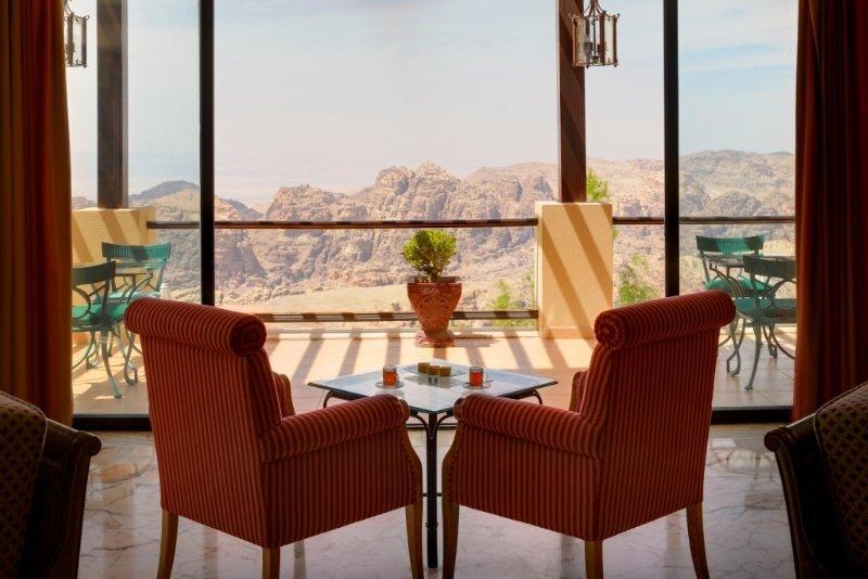 Foto del Hotel Petra Marriott Hotel del viaje lo mejor jordania israel 10 dias