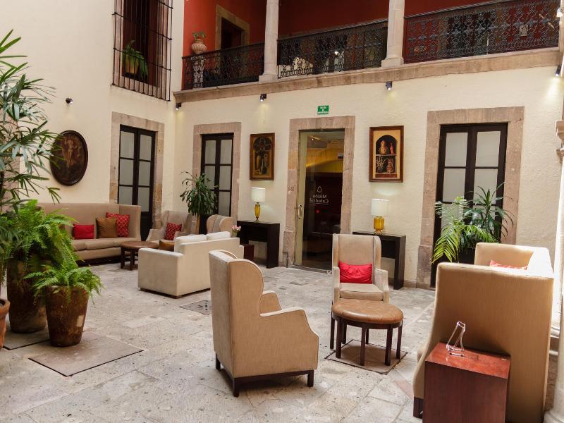 Foto del Hotel Mision Catedral Morelia  del viaje mexico arqueologico