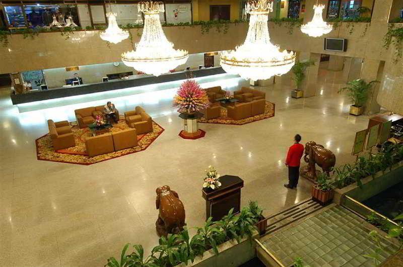 Foto del Hotel Asia Hotel Bangkok del viaje tailandia sur norte krabi