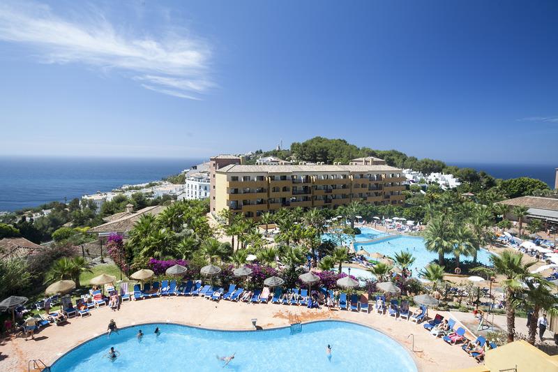Hotel Best Alcazar - La Herradura