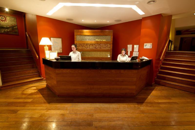 Foto del Hotel Mirador del Lago Hotel del viaje argentina ballenas cataratas